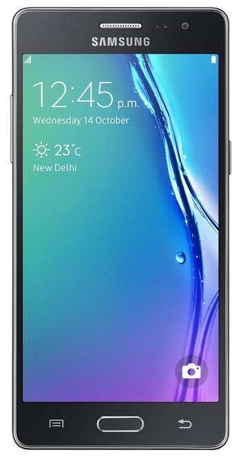Смартфон Samsung Z3 появился в России с SoC Snapdragon 410