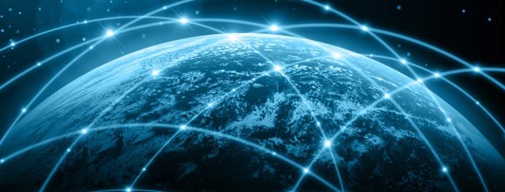 Пиковая скорость подключения к интернету увеличилась на 14%