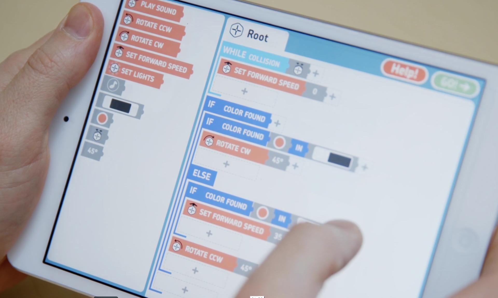 Root — робот который помогает детям учить программирование - 2