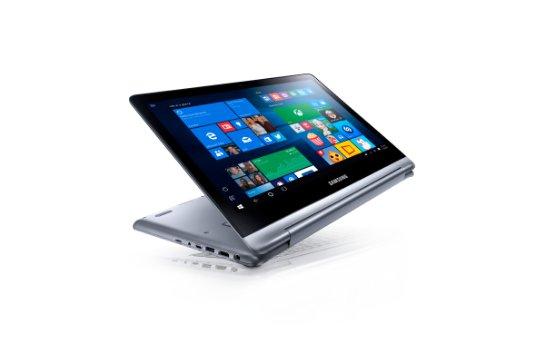 Samsung Notebook 7 Spin- трансформер наподобие Lenovo Yoga