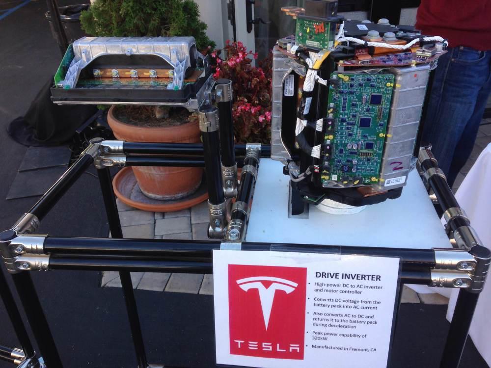 Электромотор самой недорогой модели автомобиля Tesla мощнее, чем двигатель BMW M3 - 3