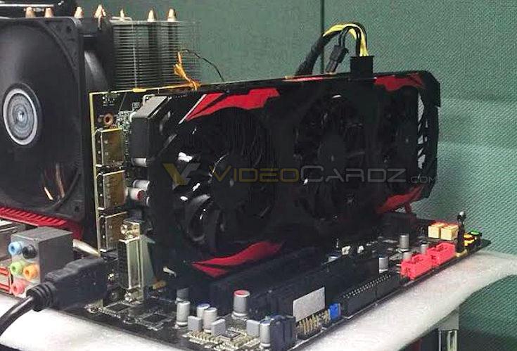 Если верить источнику, GPU PowerColor Radeon RX 480 Devil работает на частоте более 1400 МГц