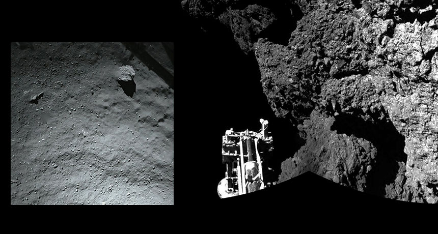 Миссия Rosetta: конец близок - 2