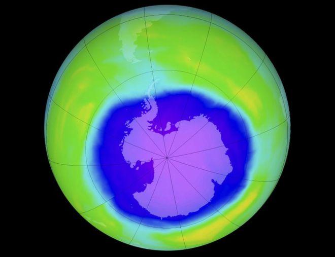 Восстановление озонового слоя подтверждает действенность Монреальского протокола