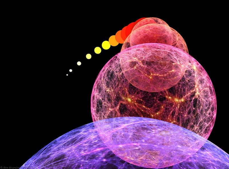 Спросите Итана №67: тёмная материя против тёмной энергии - 2