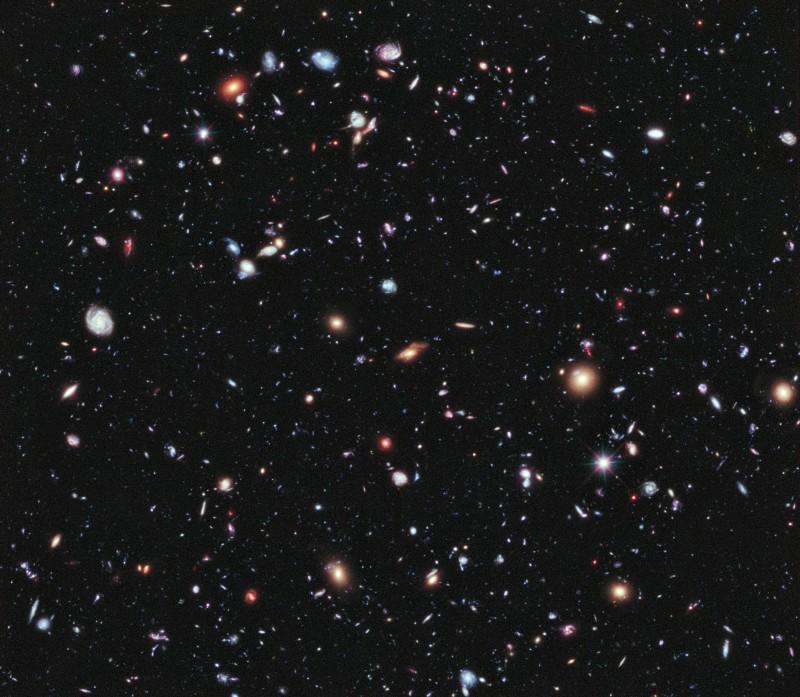 Спросите Итана №67: тёмная материя против тёмной энергии - 7