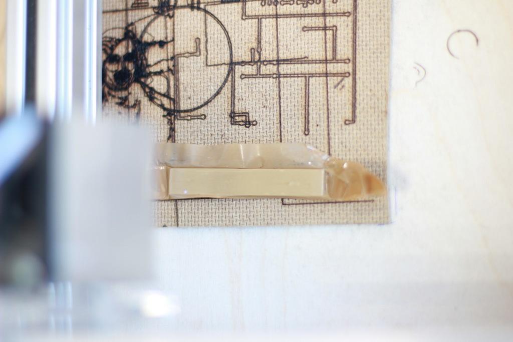 Травление алюминия, или как сделать гравировку на металле в домашних условиях. Технологии Endurance Robots&Lasers - 4