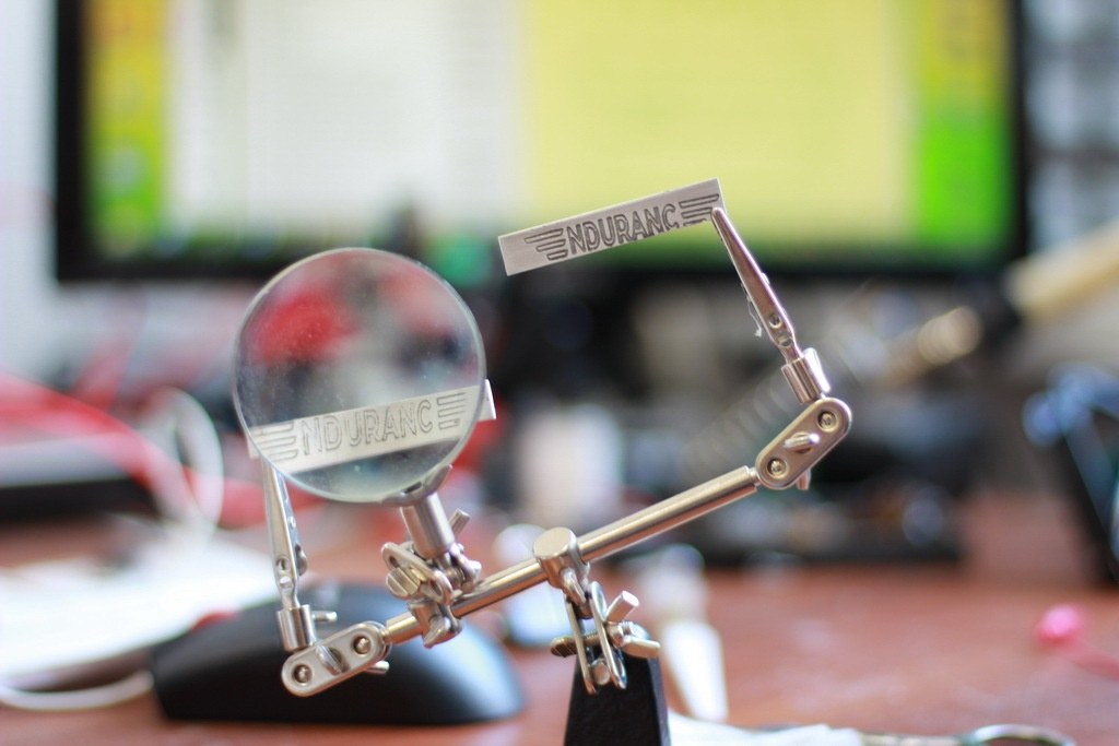 Травление алюминия, или как сделать гравировку на металле в домашних условиях. Технологии Endurance Robots&Lasers - 9