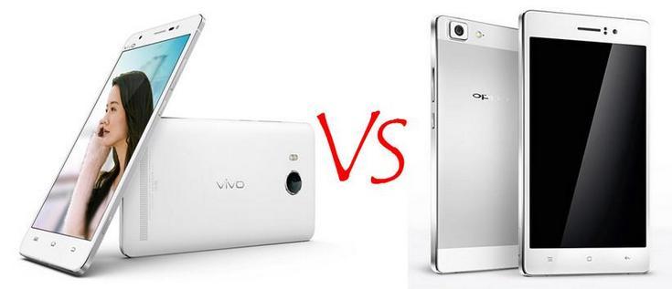Oppo и Vivo вырываются в лидеры рынка смартфонов среди китайских производителей