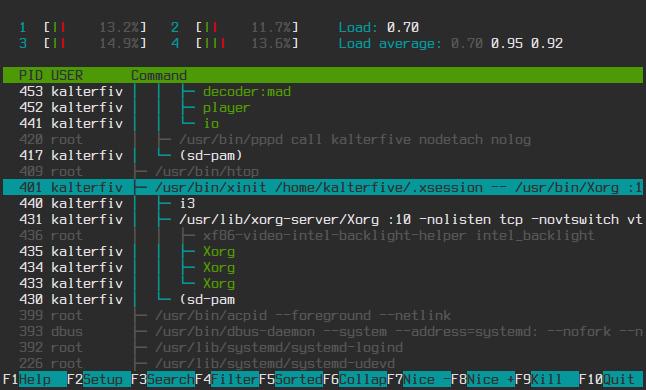 systemd: getty-подобный сервис для htop - 1