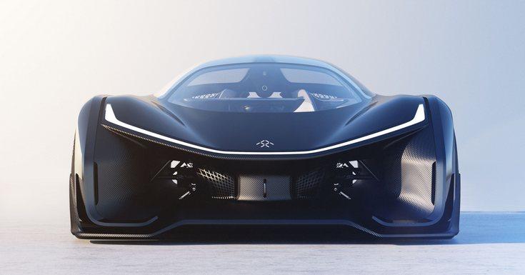 Faraday Future поучаствует в гонках Formula E