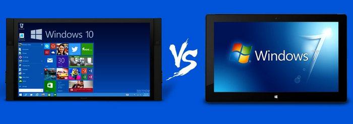 Windows 10 окончательно обогнала Windows 7 в Steam