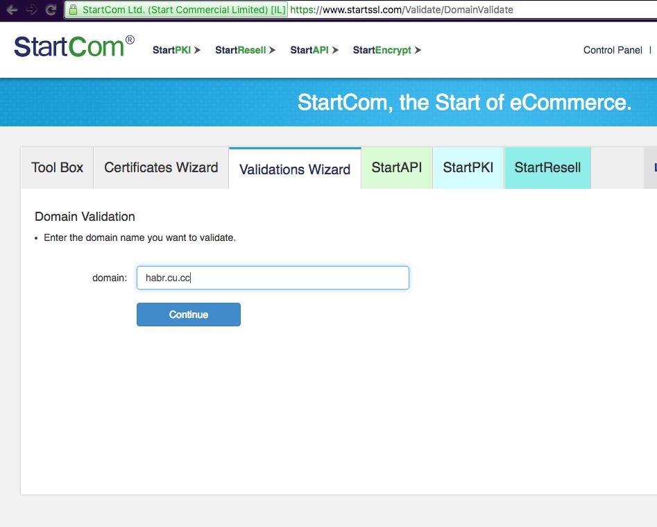 Получаем доменное имя, DNS и SSL сертификат нахаляву - 14