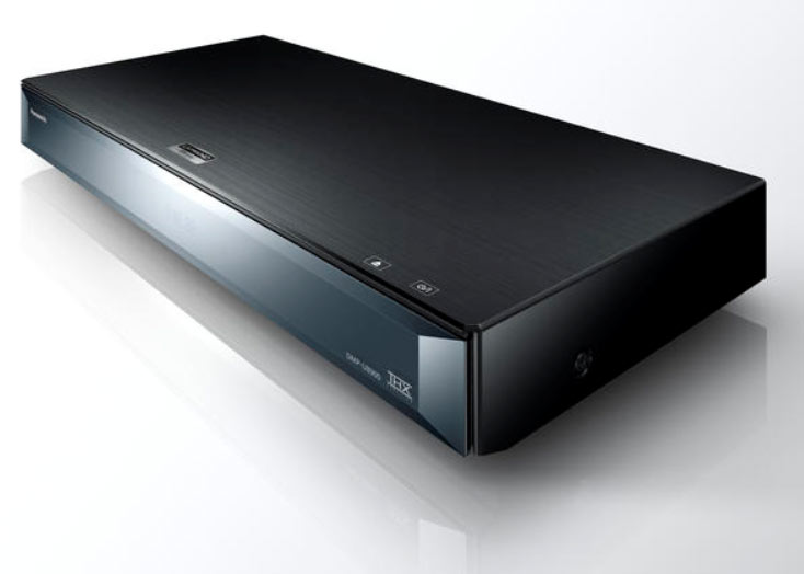 Проигрыватель Panasonic DMP-UB900 поддерживает не только оптические носители, но и потоковое видео 4K