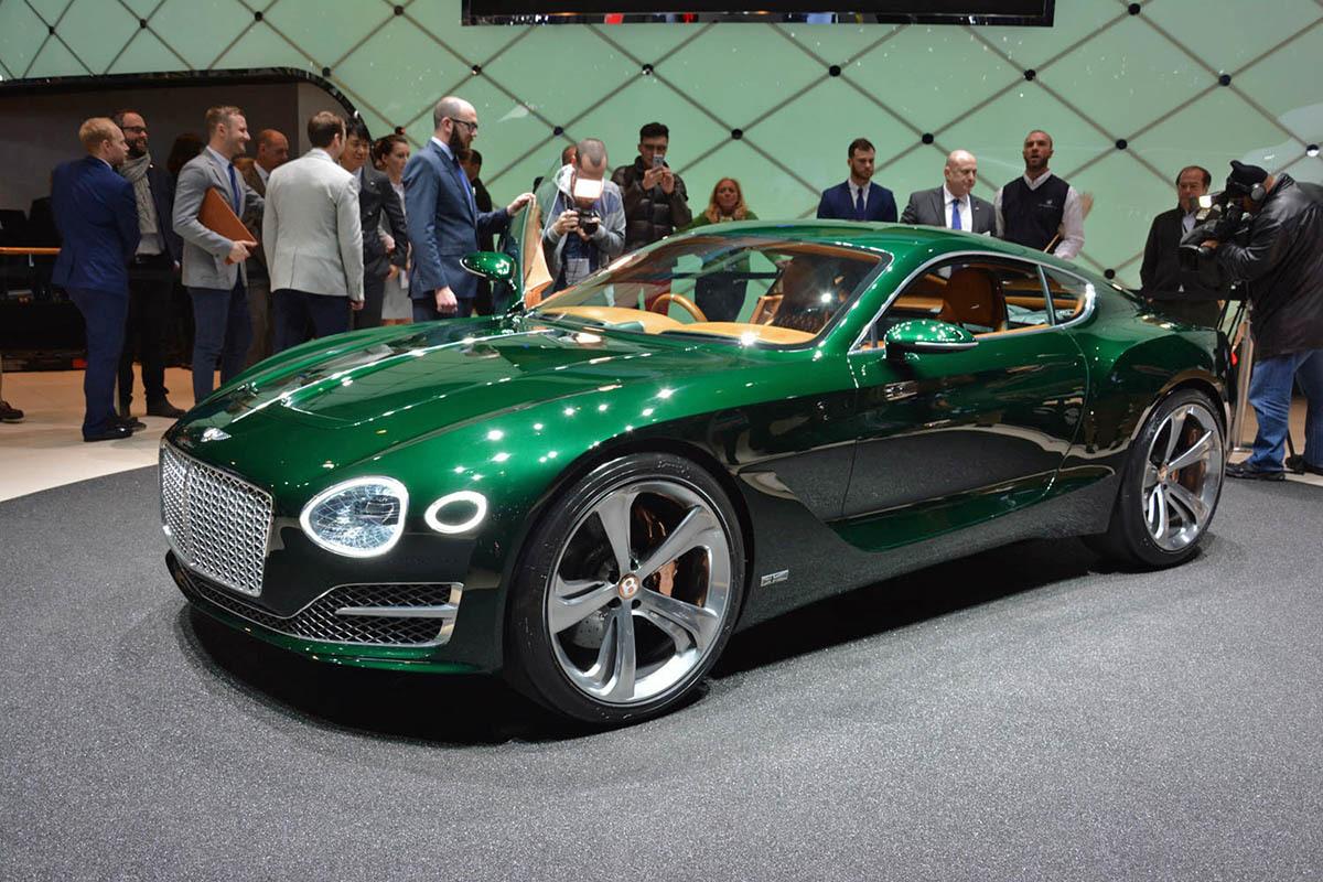 Model 3, Apple car и ещё 20 новых моделей электрических автомобилей - 10