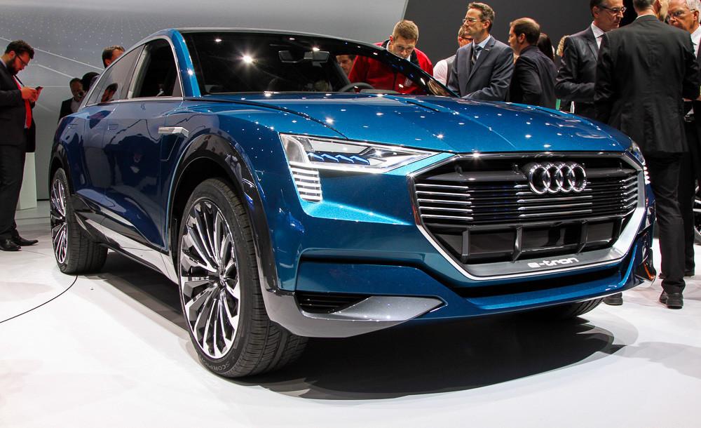 Model 3, Apple car и ещё 20 новых моделей электрических автомобилей - 6