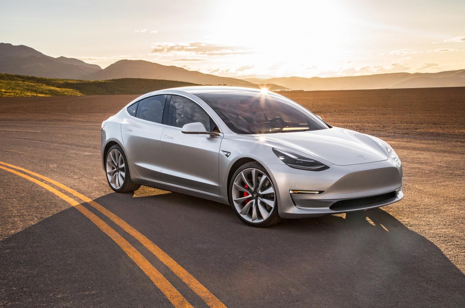 Model 3, Apple car и ещё 20 новых моделей электрических автомобилей - 1