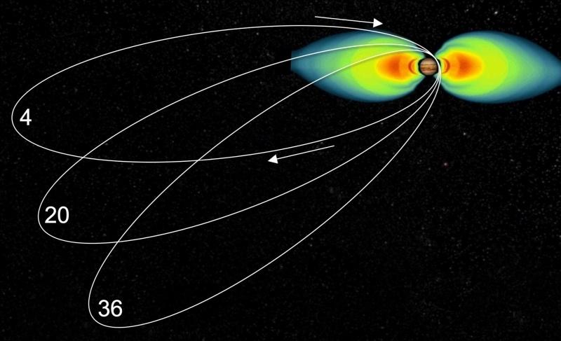Крылатая Юнона ослепнет у Юпитера - 17