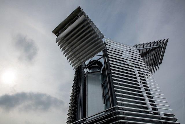 Проект Smog Free Tower превратит пекинский смог в ювелирные украшения - 5