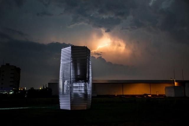 Проект Smog Free Tower превратит пекинский смог в ювелирные украшения - 6