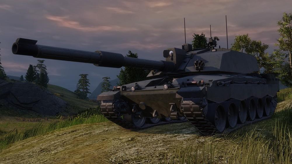 Реальные танки в игровой вселенной - 10
