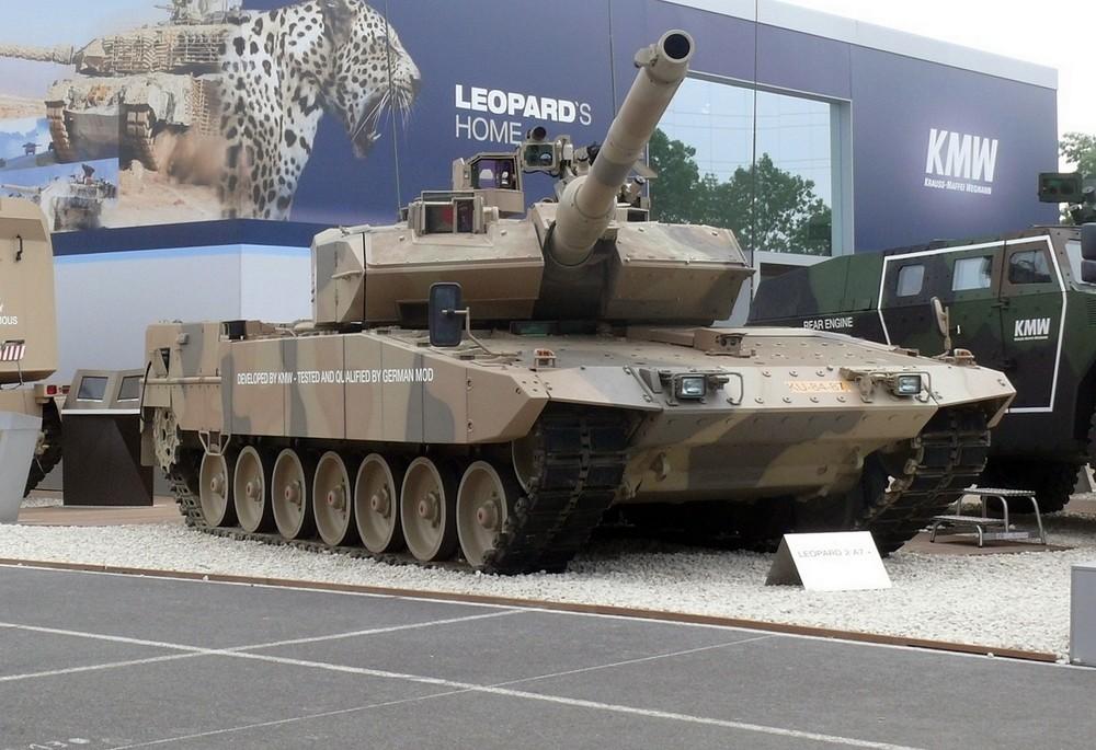 Реальные танки в игровой вселенной - 12