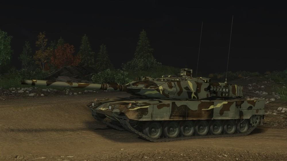 Реальные танки в игровой вселенной - 14