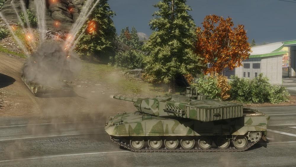 Реальные танки в игровой вселенной - 15