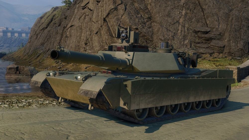 Реальные танки в игровой вселенной - 19