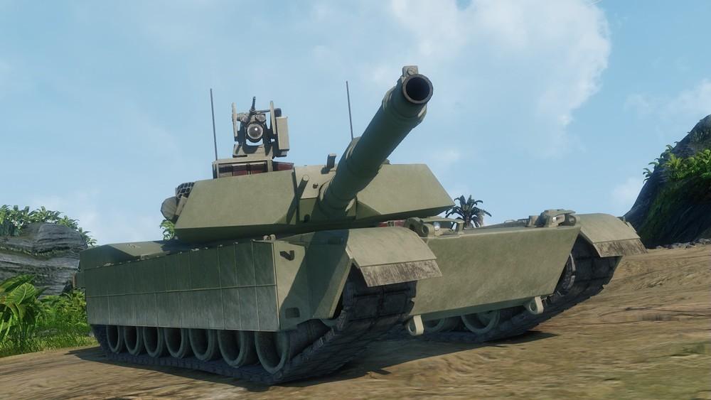 Реальные танки в игровой вселенной - 20