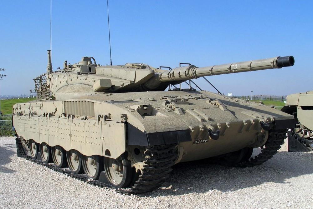 Реальные танки в игровой вселенной - 22