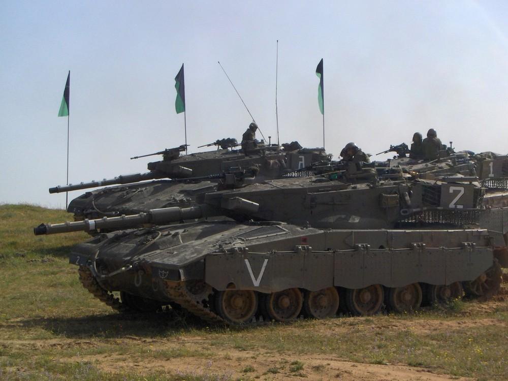 Реальные танки в игровой вселенной - 24