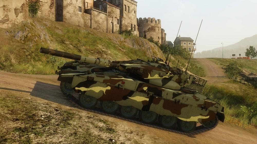 Реальные танки в игровой вселенной - 25