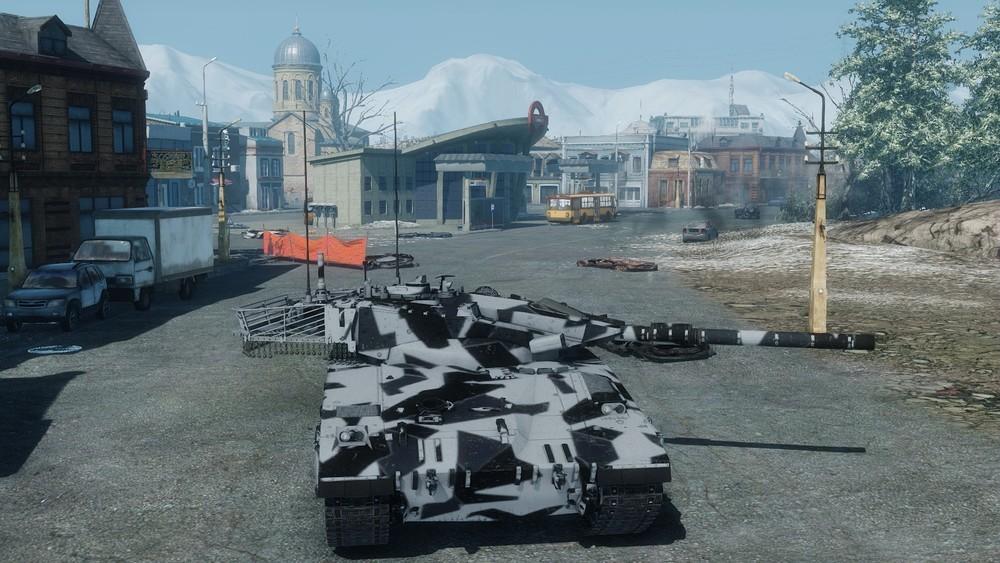 Реальные танки в игровой вселенной - 26