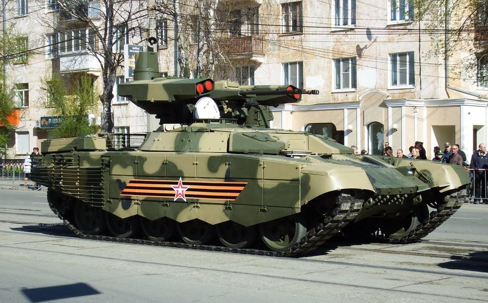 Реальные танки в игровой вселенной - 28