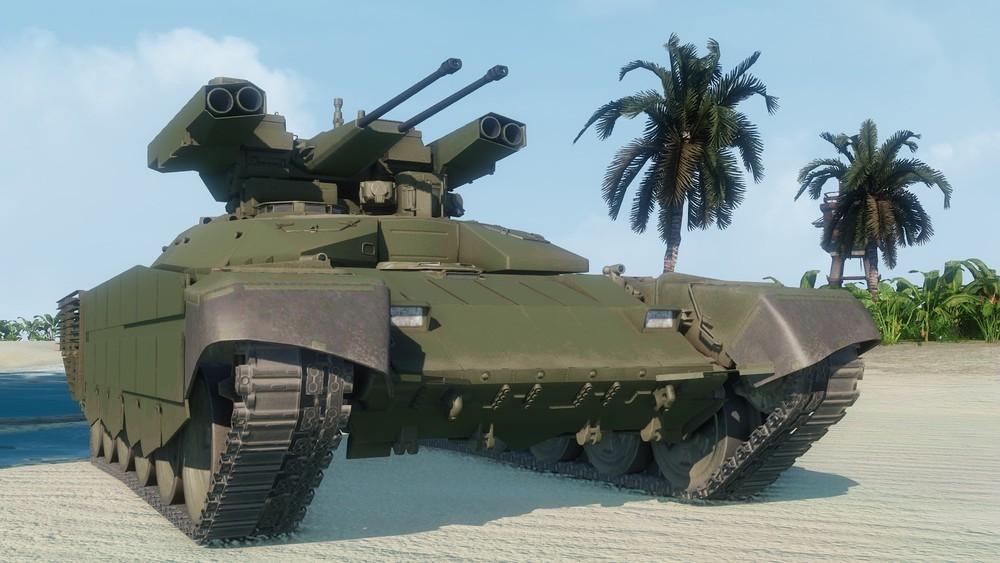 Реальные танки в игровой вселенной - 29