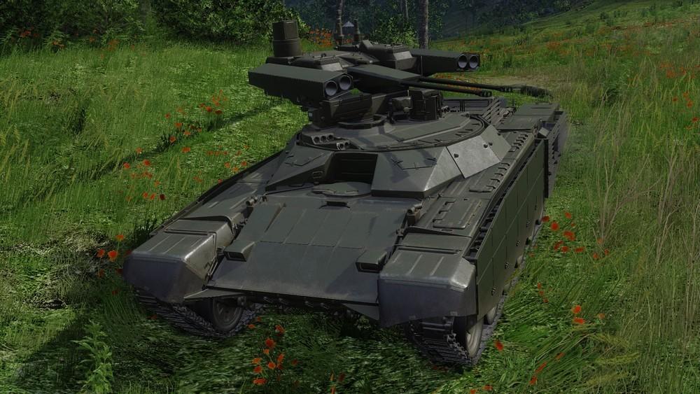 Реальные танки в игровой вселенной - 30