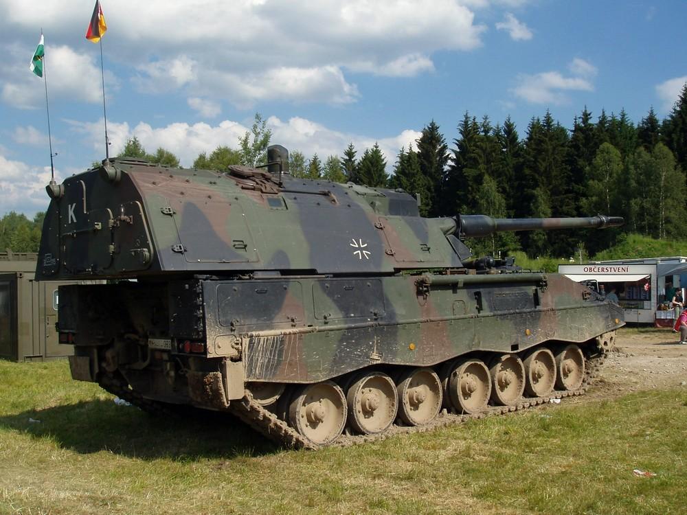 Реальные танки в игровой вселенной - 33