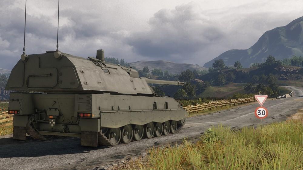 Реальные танки в игровой вселенной - 35