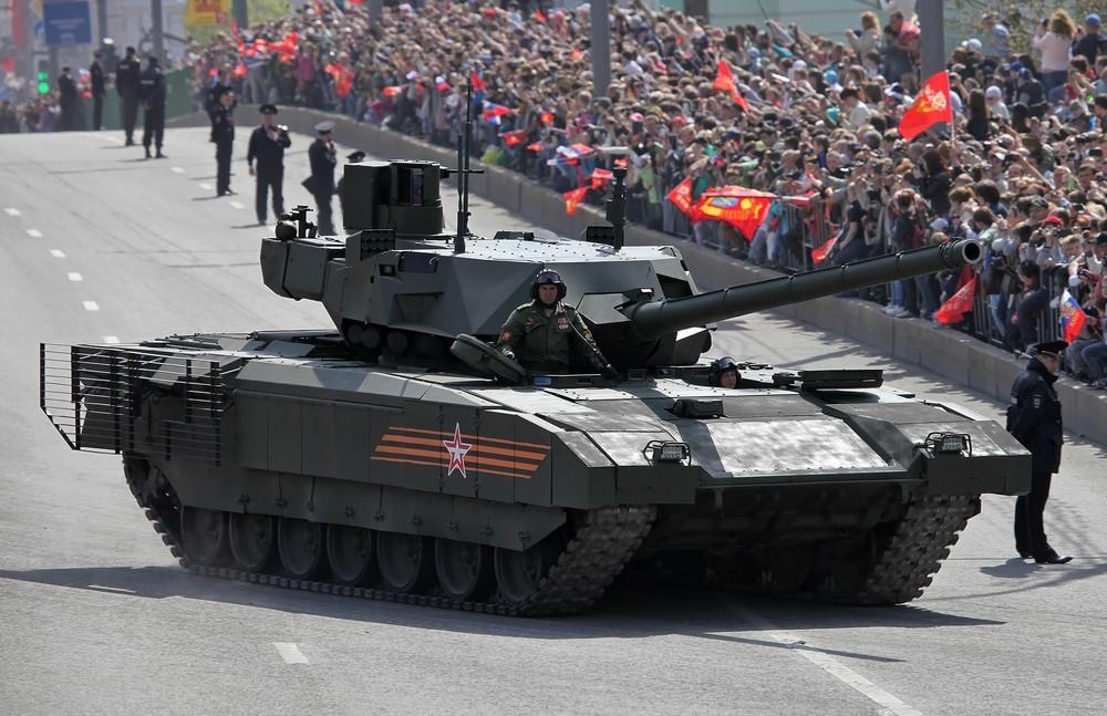 Реальные танки в игровой вселенной - 36