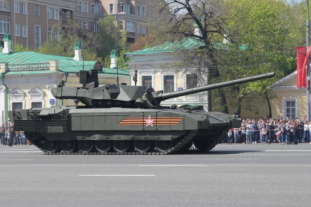 Реальные танки в игровой вселенной - 38