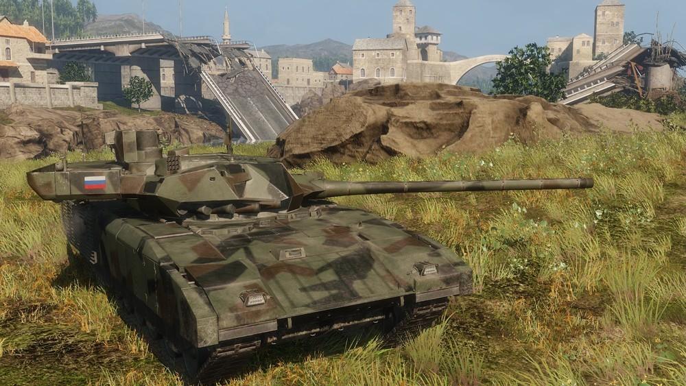 Реальные танки в игровой вселенной - 39