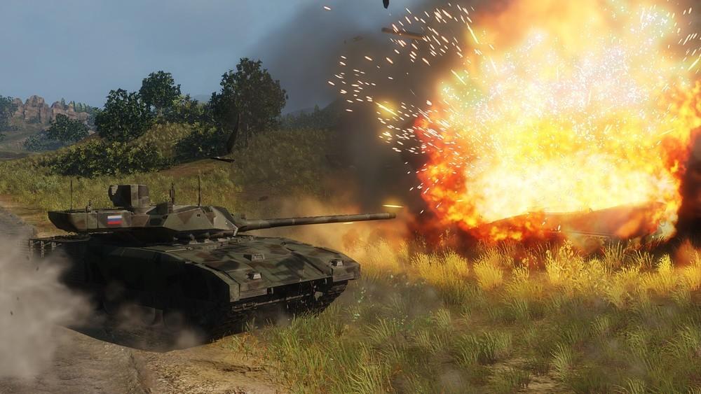 Реальные танки в игровой вселенной - 40