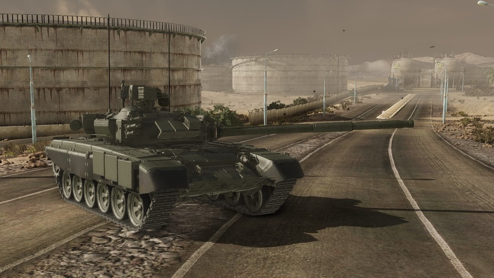 Реальные танки в игровой вселенной - 5