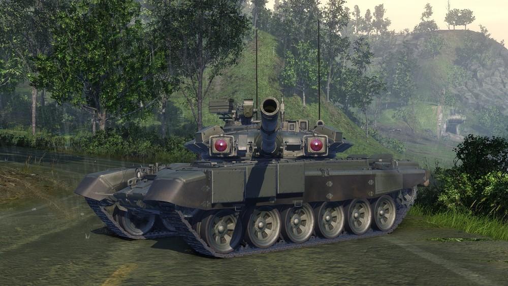 Реальные танки в игровой вселенной - 6