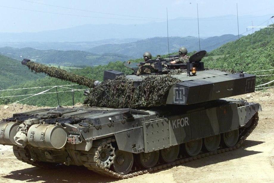 Реальные танки в игровой вселенной - 9