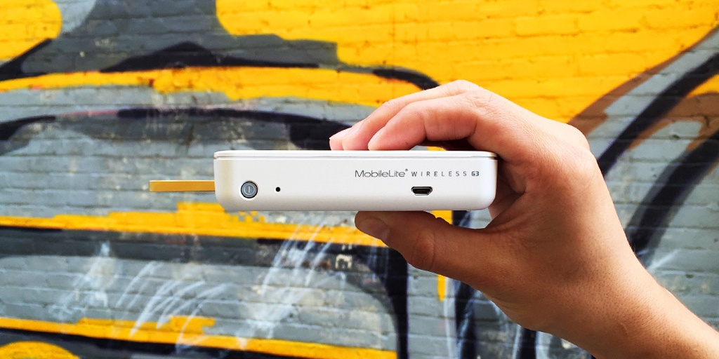Швейцарский нож цифровой эпохи. Обзор «комбайна» Kingston MobileLite Wireless G3 - 1