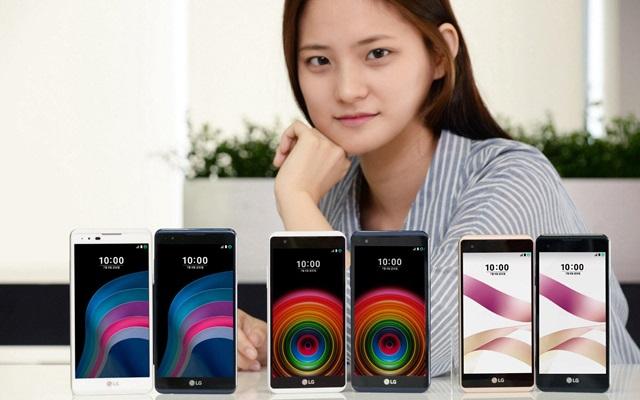 Смартфоны LG X5 и X Skin получили сходные параметры
