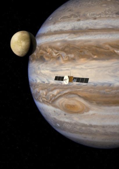 Кроме Juno. Крупнейшие миссии по исследованию солнечной системы в ближайшее десятилетие - 3