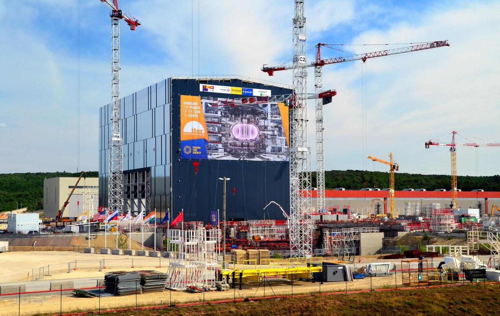 Строительство ИТЭР опережает график. Первая плазма запланирована на 2025 год - 6